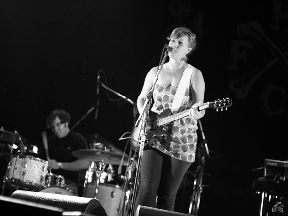 Miss Chain And The Broken Heels - Brescia