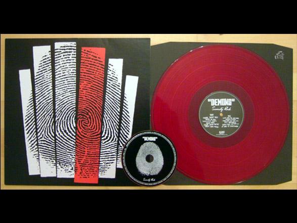 DEMONS - Scarcity Rock Vinyl Cover