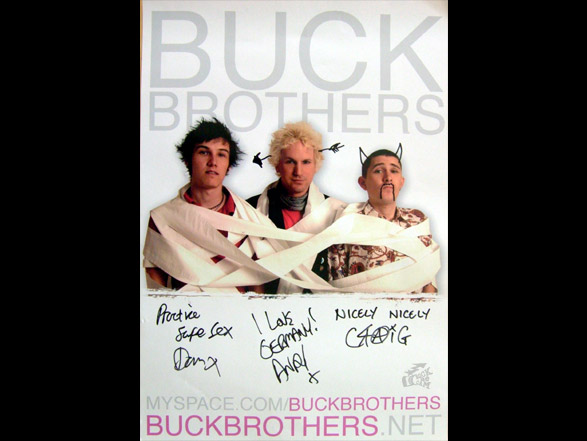 Buck Brothers -  Poster