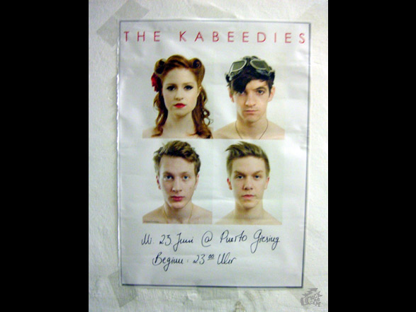 The Kabeedies - Poster