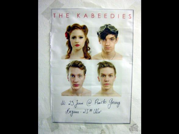 The Kabeedies - Poster