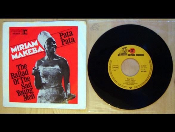 MIRIAM MAKEBA - Pata Pata Vinyl