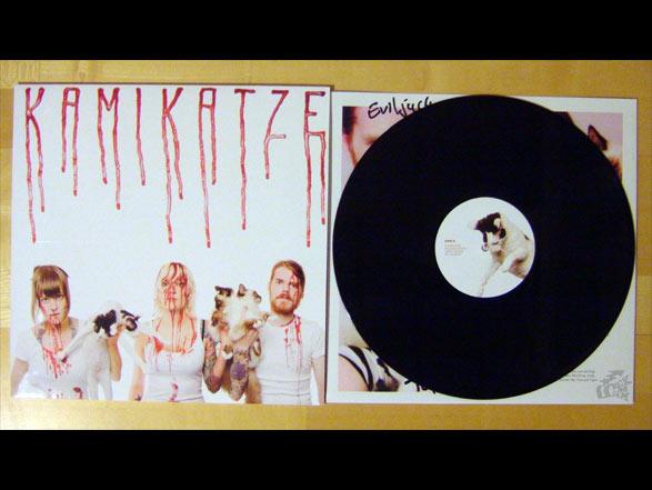 KAMIKATZE - Falling Down LP