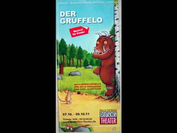 Grüffelo - Poster