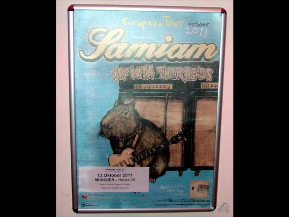 Samiam - Poster