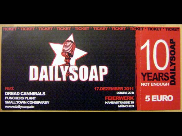 DailySoap Flyer