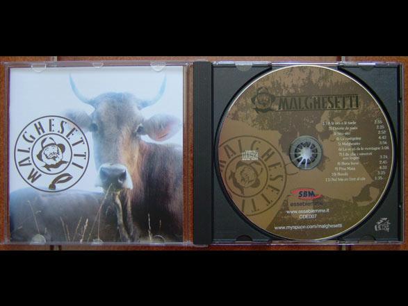 MALGHESETTI - CD