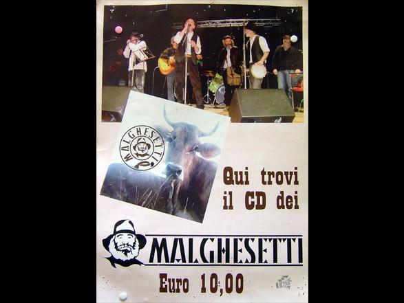 MALGHESETTI Poster