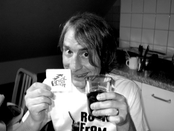 Mark Arm from Mudhoney