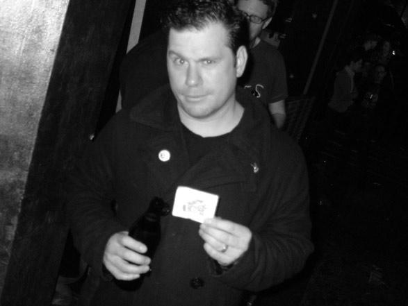 Jason Reece interview picture