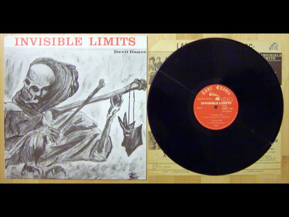INVISIBLE LIMITS - Devil Dance - Last Chance Records