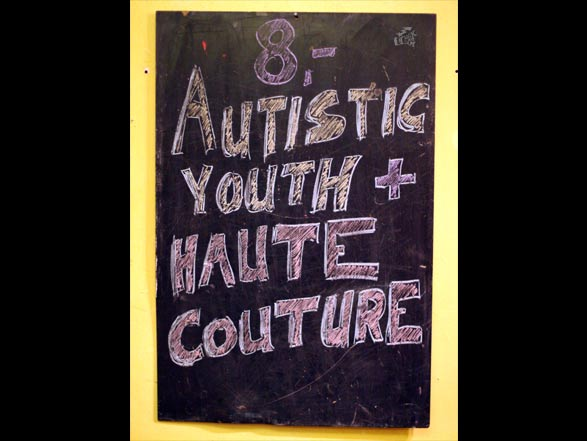 Autistic Youth - Haute Couture