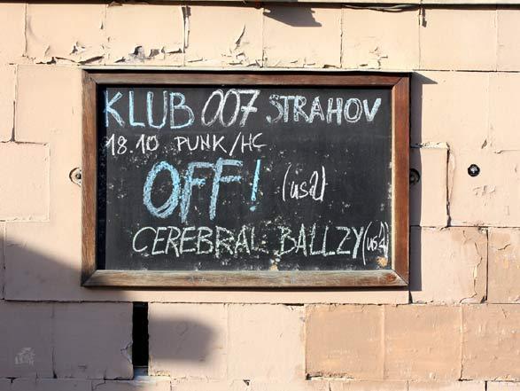 Off!  Cerebral Ballzy