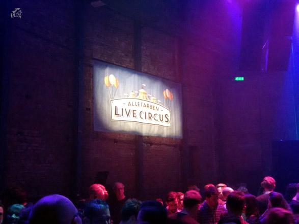 Alle Farben Live Circus - Eurosonic Noorderslag