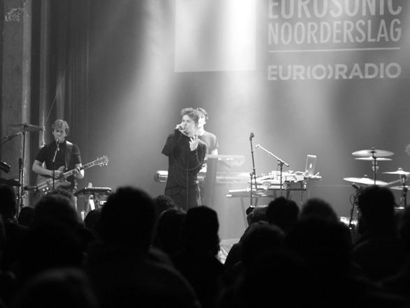 Saveus - Eurosonic Noorderslag