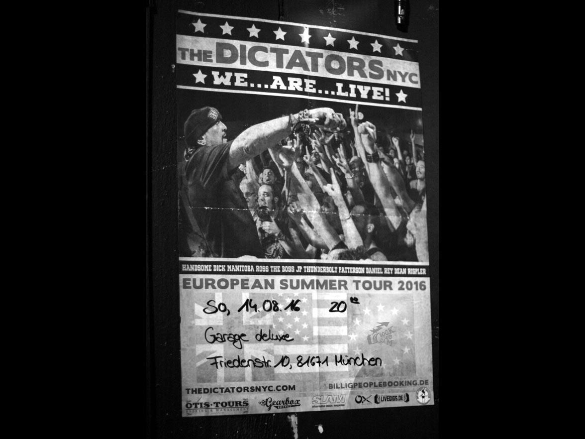 Dictators NYC
