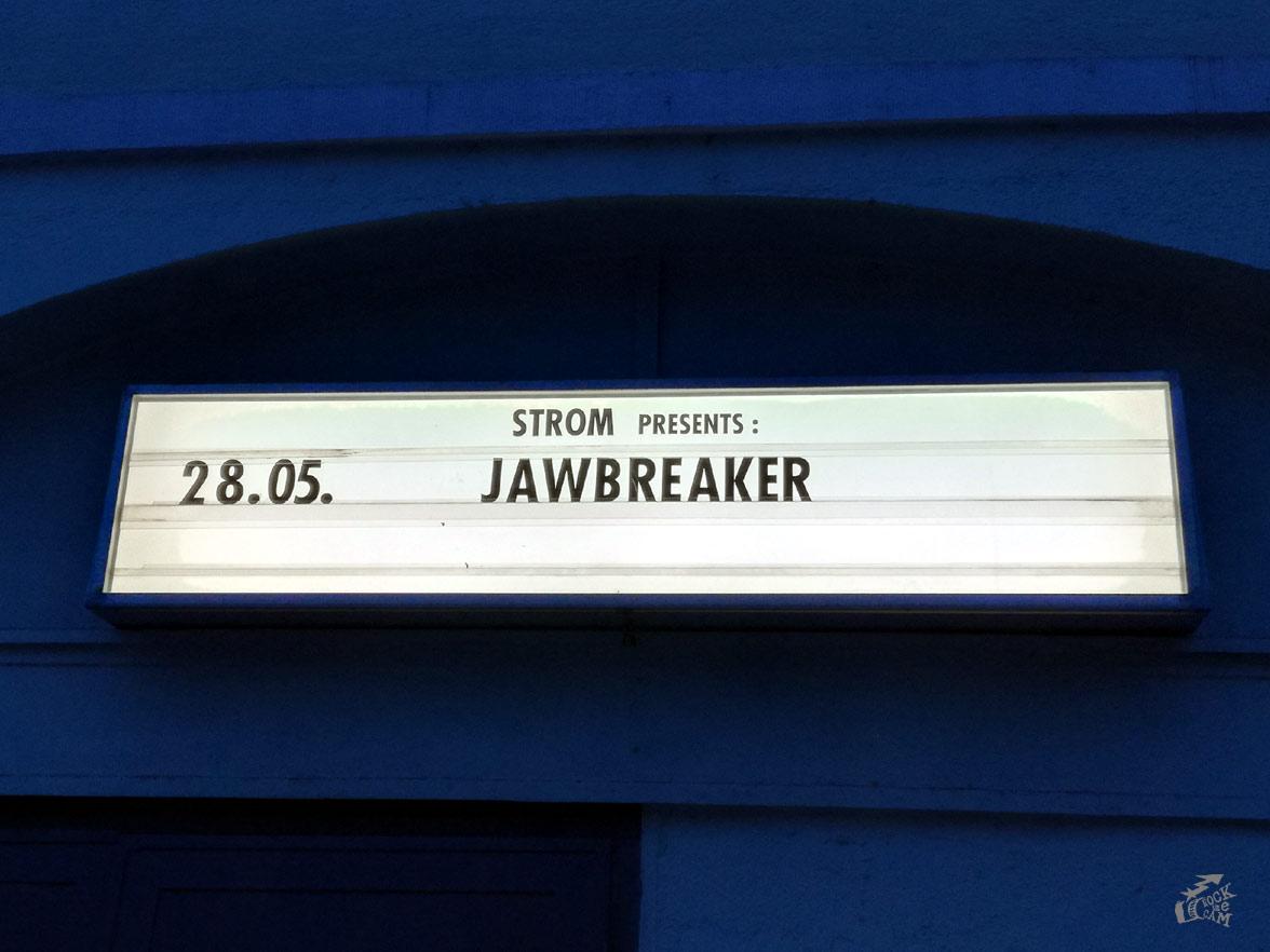 Strom presents: Jawbreaker 28.5.2019